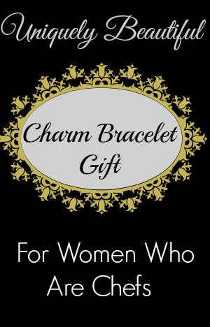 Charm Bracelet for Chefs