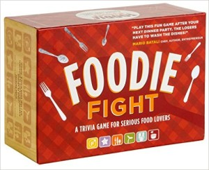 Fun Board Game for Food Fanatics