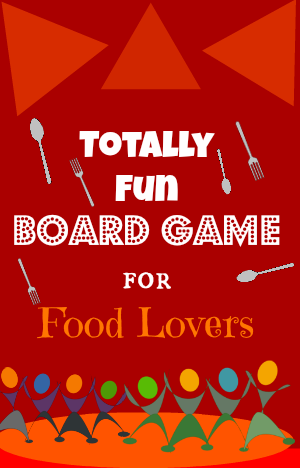 Board Game for Food Lovers