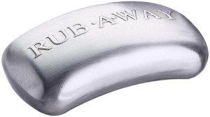 Stainless Steel Odor Remover Bar for Chefs