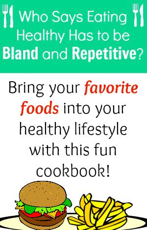 Healthy Cookbook for Comfort Food