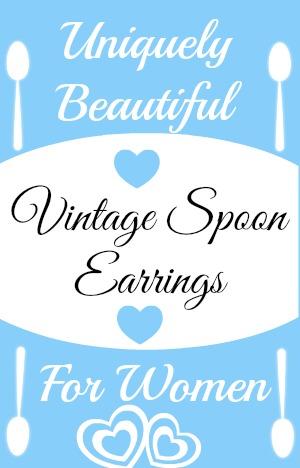 Elegant Spoon Earrings
