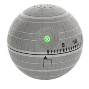 Death Star Kitchen Timer Gift for Star Wars Geeks