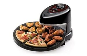 Rotating Countertop Pizza Oven Gift for Chefs