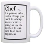 Meaning of a Chef Mug for Culinary Students