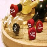 Fun Wine Stopper Gag Gift for Wine Lovers