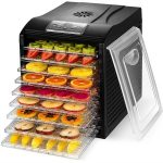 Compact Multiple Rack Food Dehydrator