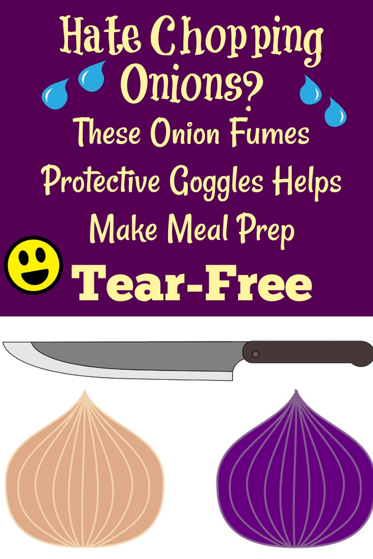 Onion Fumes Protector Goggles